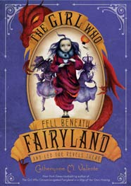 TThe Girl Who Fell Beneath Fairyland